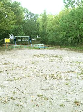 公園で遊ぼう